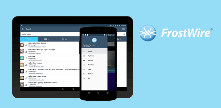 frostwire android app